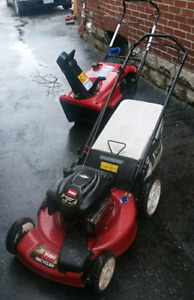 HOUSE CALLS! • Lawn Mower Repair • Snowblower • Small Engines