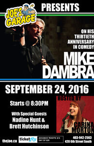 "Mike ""Pickle"" Dambra 30 Years in Comedy show!"