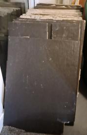 FREE Grey floor tiles