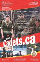 Army Cadets for Youth Aged 12-18