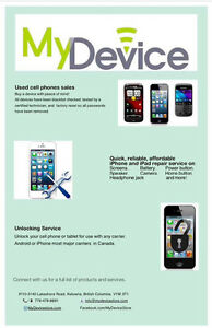 Cell phones starting at $25