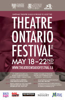 Theatre Ontario Festival 2016 - May 18 to 22