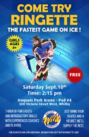 Whitby Come Try Ringette