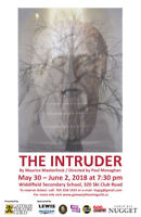 Live Theatre The Intruder by Maurice Maeterlinck May 30 - June 2
