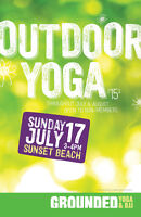 Yoga in the Park - Outdoor Yoga