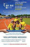 Canadian Cancer Society - Overnight Volunteers needed!