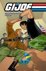 G.I. Joe-Disavowed-Volume 5-Great condition