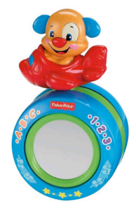 Fisher-Price Laugh & Learn Puppy's Crawl-Along Ball  $5