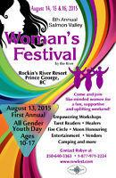 YOUTH DAY-Salmon Valley Woman's Festival