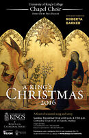 A King's Christmas 2016 - 7:30 pm show