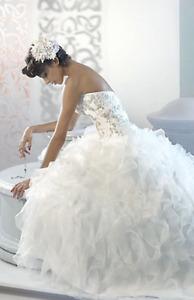 Designer Wedding Dress Gown Alfred Sung