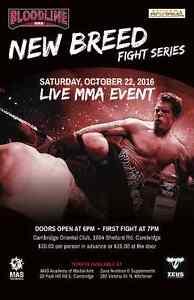 Bloodline - Live MMA Event Cambridge Kitchener Area image 1