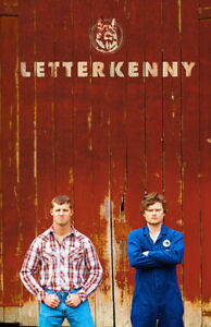 Letterkenny Live The Encore Tickets