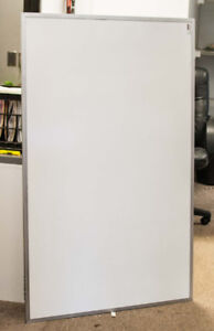 Large magnetic whiteboards -  1 new, 1 slightly used