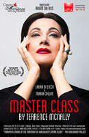 MASTER CLASS - presented by the Mariposa Theatre Wing