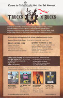 Town of Sylvan Lake Trucks N' Bucks Trade Show