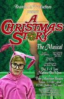 Branch OUt Productions presents A CHRISTMAS STORY THE MUSICAL