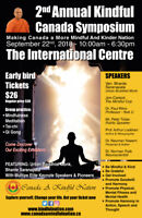 JOIN US AT THE MINDFUL CANADA SYMPOSIUM