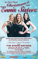 Ennis Sisters Christmas Concert at Cochrane Street United Church