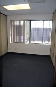 SPACIOUS BRIGHT OFFICE FOR SUB-LEASE - IN  MILTON FACING STEELES