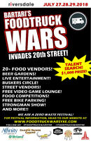 VENDORS WANTED - FOOD TRUCK WARS STREET FESTIVAL