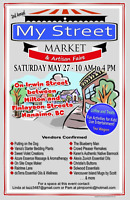 2nd Annual 'My Street' Market & Artisan Faire