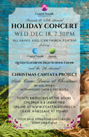 12th Annual Holiday Concert & 7th Annual Christmas Cantata