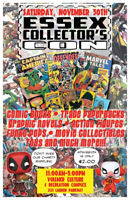 Essex Collector's Con - Toys, Comics and More