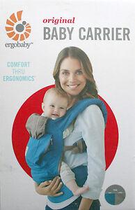 9f2c9cd3fda ERGOBABY ORIGINAL BABY CARRIER (TEAL) - BCTLS14NL
