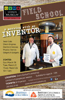 A morning with an Inventor