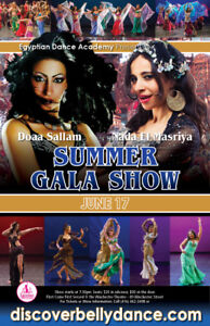 Egyptian Folklore and Belly Dance SUMMER GALA SHOW