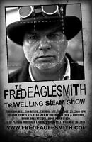 Fred Eaglesmith Show at Finlandia Hall, Tues Oct 25, 2016