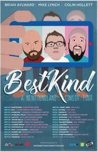2 Bestkind Comedy Tour tickets