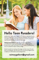 Volunteer Readers Needed: Teens, Librarians and Teachers