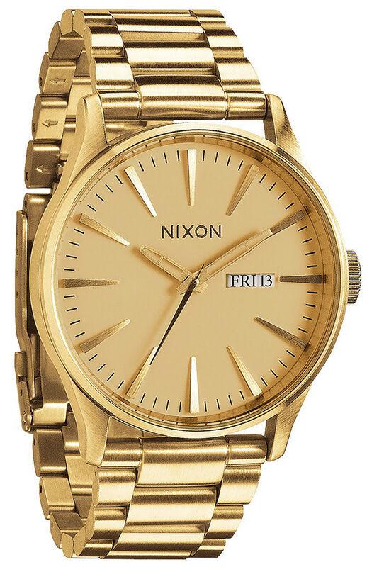 top 10 gold watches for men nixon sentry bracelet watch