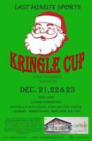 "Christmas Hockey Tournament - ""KRINGLE CUP"""