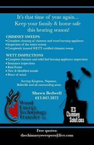 Chimney Sweep - WETT Inspections Belleville Belleville Area image 2