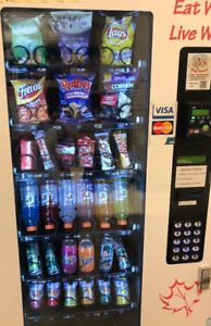 Vending Machines and route for sale!
