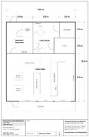 Need Floor Plan and Site Plan drawn for Commercial Space