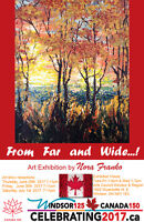 Nora Franko Presents Solo Fine Art  Exhibition