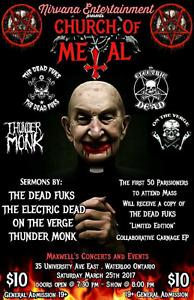 Metal Night- CONTEST ALERT