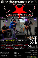 Selective Soul live at the Schwaben Club