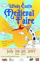 Volunteer for Medieval Faire - July 29 & 30