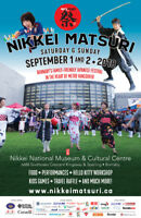 Volunteer for the 6th annual Nikkei Matsuri Festival!