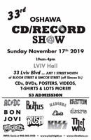 OSHAWA CD/Record Show