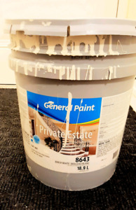 White Paint 16 Liters