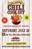 Downtown Medicine Hat Chili Cookoff