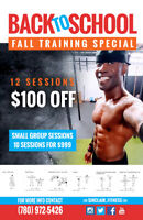 Sinclair_Fitness Back to School Fall Promotion