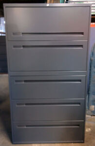 5 Drawer Lateral Cabinet; Filing Cabinet