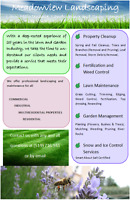Professional Landscaping Services – Lawn Maintenance